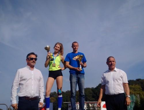 Tyczkarka Victoria Kalitta z wynikiem 3,80 – Brawa dla Mistrzyni Polski Młodziczek